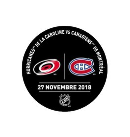 Sher-Wood Rondelle de pratique 27-nov-2018 vs. hurricanes