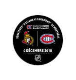 Sher-Wood Rondelle de pratique 4-dec-2018 vs. senators