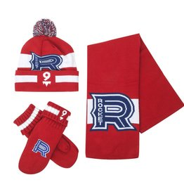 Ideal Knitwear ROCKET RED WINTER GIFT SET