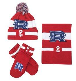 Ideal Knitwear Ensemble junior en tricot rocket