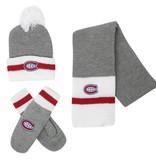 Canadiens Grey Winter Gift Set