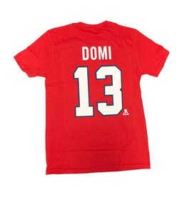 Outerstuff MAX DOMI #13 KID'S PLAYER T-SHIRT