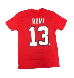 Outerstuff T-shirt joueur enfant #13 max domi