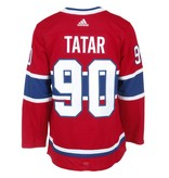 Adidas Chandail authentique Tomas Tatar collé pro