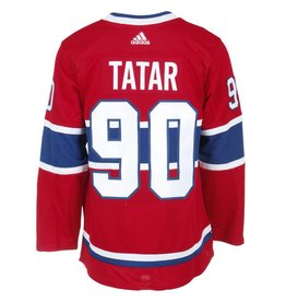 Adidas Tomas Tatar Authentic Pro Heat Press Jersey