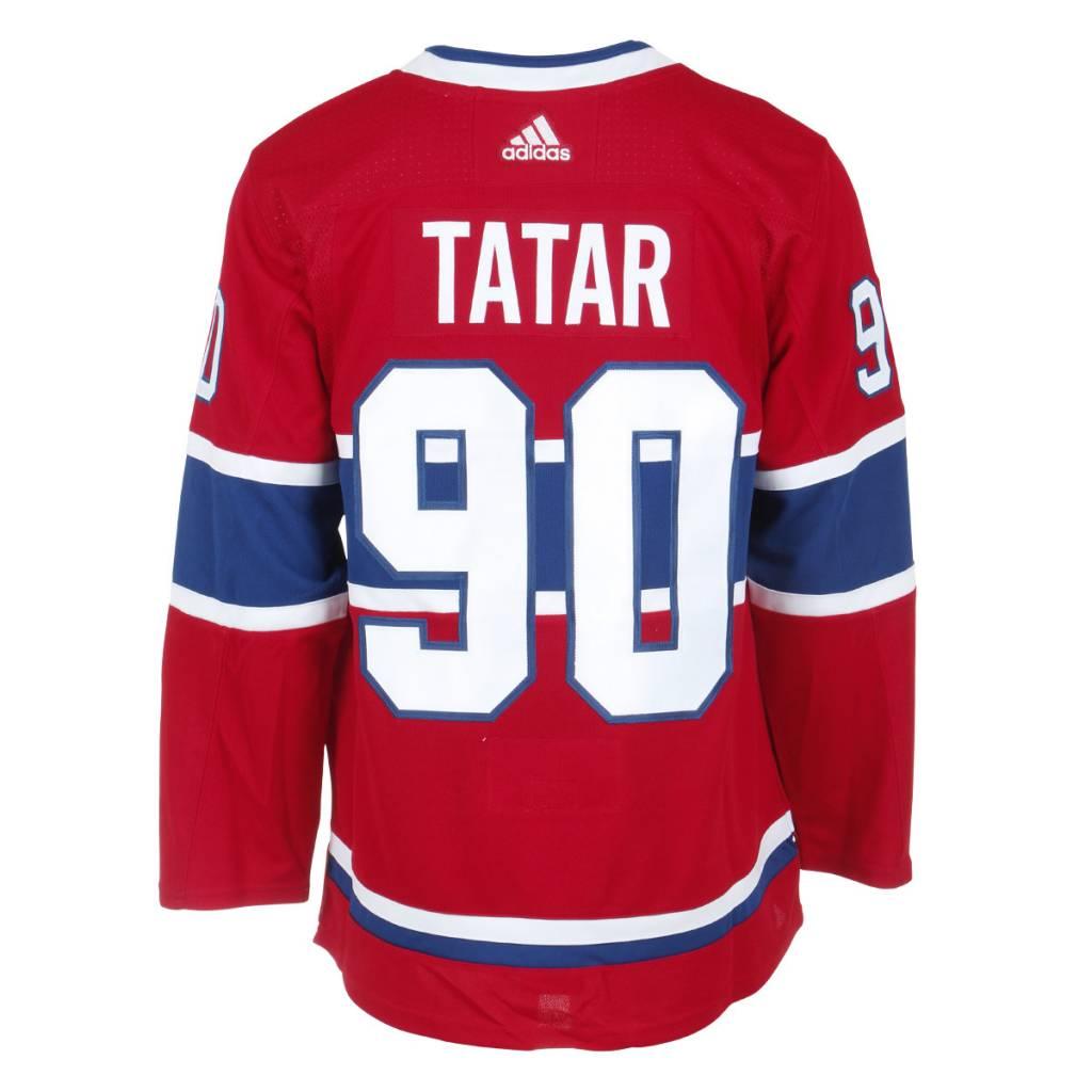 Adidas Chandail authentique Tomas Tatar collé pro