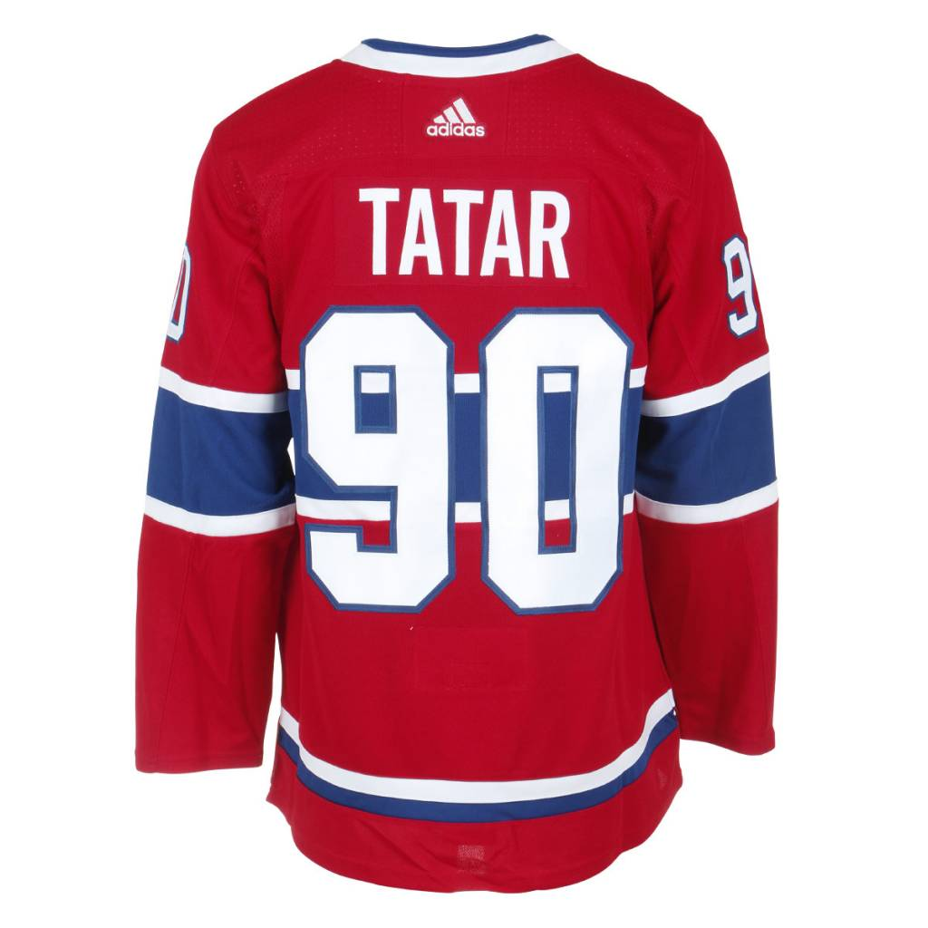 Tatar Heat Tomas Press Authentic Sports Jersey∣ Pro Tricolore|Patriots Vs. Jets Live: New England Steamrolls New York 33-0, Improves To 7-0