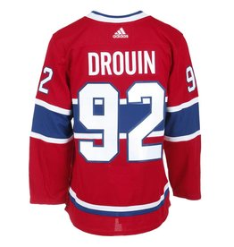 Adidas Jonathan Drouin Authentic Pro Heat Press Jersey