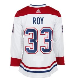 Adidas Chandail authentique blanc Patrick Roy collé pro