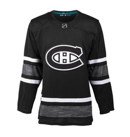 Adidas AUTHENTIC ADIZERO BLACK ALL-STAR JERSEY