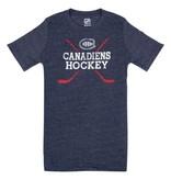 Outerstuff T-shirts junior batons croisés