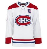 Adidas Chandail authentique blanc Maurice Richard collé pro