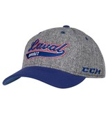CCM Casquette twill tweed rocket