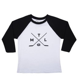 Amacor Inc Chic Mtl Sticks Kids Long Sleeve
