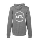 Club De Hockey Ouaté CHic MTL Gris