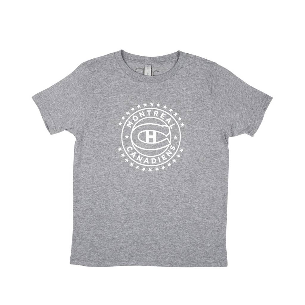 Amacor Inc Chic Canadiens Logo Junior T-Shirt