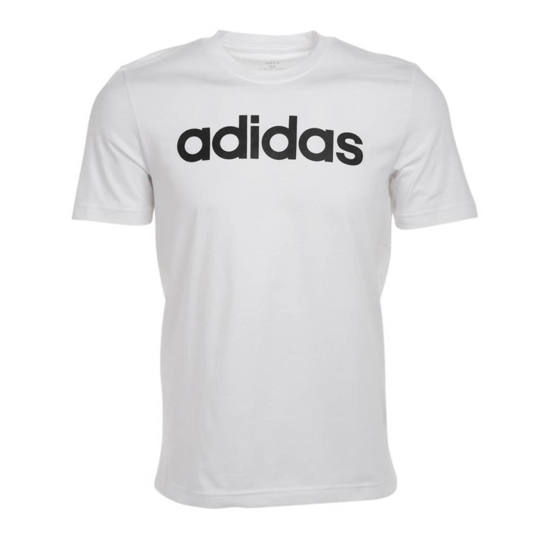tee shirt blanc adidas