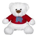 Mascot Factory Toutou Louie ours blanc Rocket