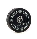 Club De Hockey Game Used Puck March 2, 2019 vs. the Penguins