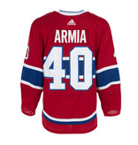 Club De Hockey Chandail à domicile porté par Joel Armia série 1