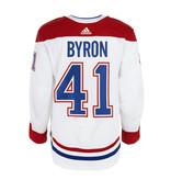 Club De Hockey Chandail à l'étranger porté par Paul Byron série 1