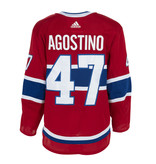 Club De Hockey Kenny Agostino Set 1 Home Game worn jersey