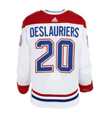Club De Hockey Nicolas Deslauriers Set 1 Away Game worn jersey