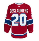Club De Hockey Chandail à domicile porté par Nicolas Deslauriers série 1