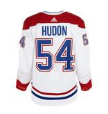 Club De Hockey Charles Hudon Set 1 Away Game worn jersey