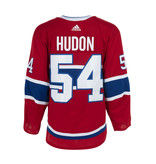 Club De Hockey Charles Hudon Set 1 Home Game worn jersey