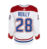 Club De Hockey Mike Reilly Set 1 Away Game worn jersey