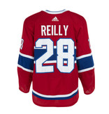 Club De Hockey Mike Reilly Set 1 Home Game worn jersey