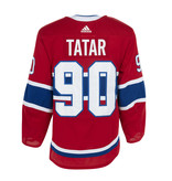 Club De Hockey Tomas Tatar Set 1 Home Game worn jersey
