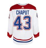 Club De Hockey Chandail à l'étranger porté par Michael Chaput série 1