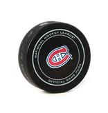 Club De Hockey Game Used Puck March 21, 2019 vs The Islanders
