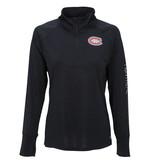 47' Brand Microlite Zip Womens Long Sleeve