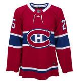 Club De Hockey Ryan Poehling Authentic Pro Heat Press Jersey