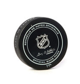 Club De Hockey Game Used Puck April 2nd, 2019 vs The Lightning