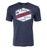 CCM Blue Rocket Tri Blend T-shirt