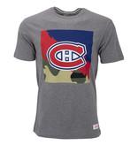 Mitchell & Ness T-shirt camo paintbrush