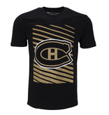 Mitchell & Ness Gold Lines T-shirt