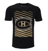 Mitchell & Ness Gold Lines T-shirt