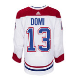Club De Hockey Max Domi Set 2 Away Game worn jersey