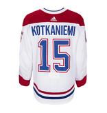 Club De Hockey Jesperi Kotkaniemi Set 2 Away Game worn jersey
