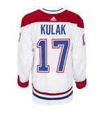 Club De Hockey Brett Kulak Set 2 Away Game worn jersey