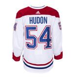 Club De Hockey Chandail à l'étranger porté par Charles Hudon série 2
