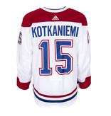 Club De Hockey Jesperi Kotkaniemi Set 3 Away Game worn jersey