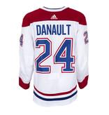 Club De Hockey Phillip Danault Set 3 Away Game worn jersey