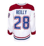 Club De Hockey Mike Reilly Set 3 Away Game worn jersey