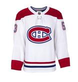 Club De Hockey Victor Mete Set 3 Away Game worn jersey